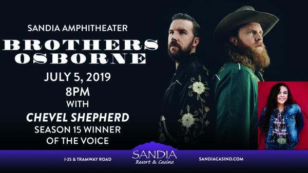 None - Win Brothers Osborne Tickets