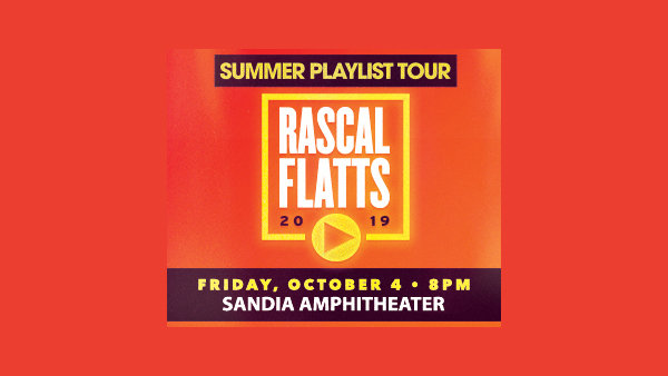 None - Win Rascal Flatts Tickets