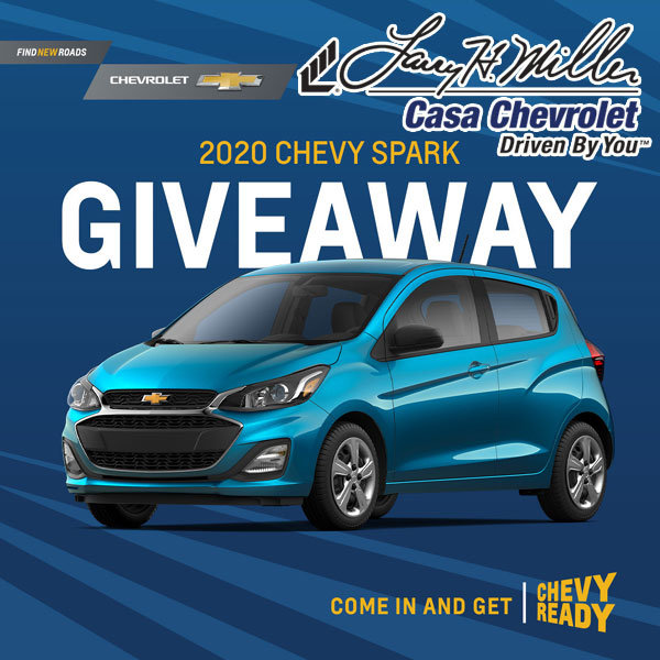 win a 2020 chevy spark from the big i and larry h miller casa chevrolet big i 107 9 big i 107 9 iheartradio