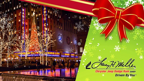 None - Win a Trip to New York City to do Your Christmas Shopping!