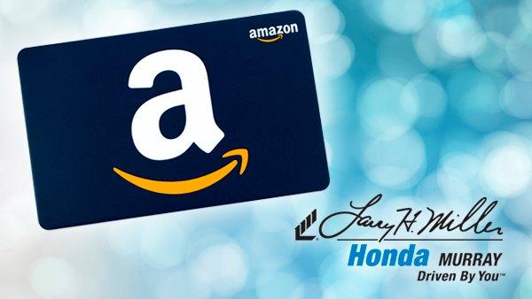 None - Win a $500 Amazon Gift Card!