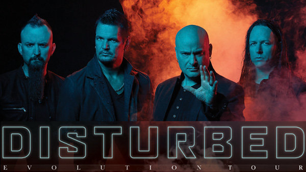 None - This Is Your LAST CHANCE to Win Tickets to See Disturbed!