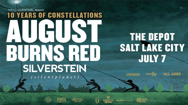 None -  Win Tickets to See August Burns Red!