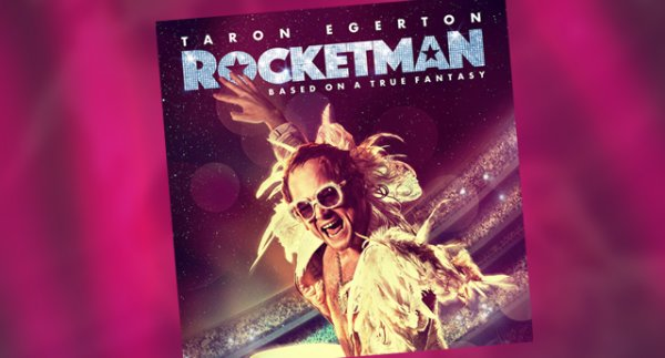 None - Win Tickets to See an Advanced Screening of ROCKETMAN!
