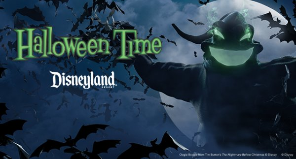 None - The spell is cast! Halloween Time is back at the Disneyland® Resort