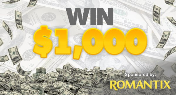 None - Win $1,000 With 2020 Money!