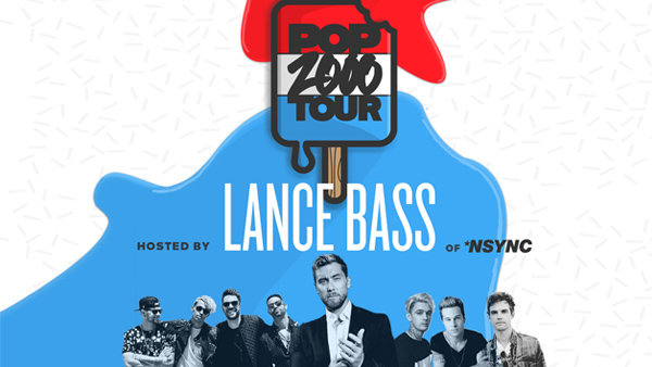 None - Win Tickets To The Pop 2000 Concert Hosted By Lance Bass