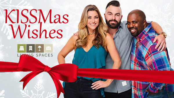 None -  Share Your Story And Let Us Grant Your KISSMas Wish!