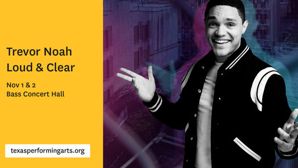 None - Enter For Your Chance To Win Tickets To See Trevor Noah!