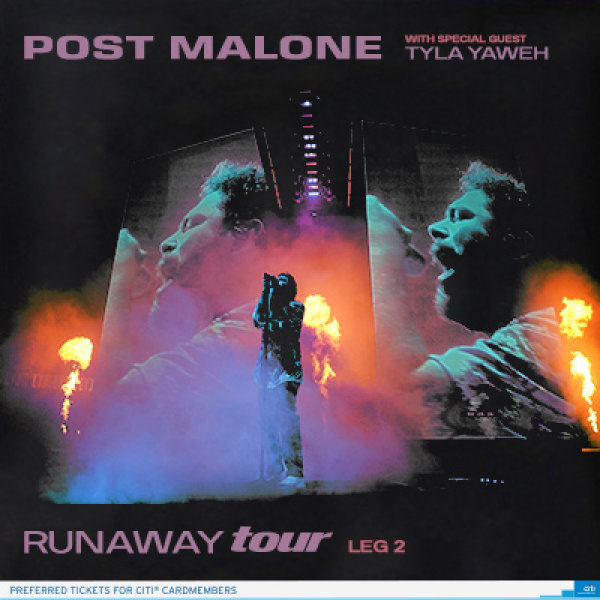 None - Win tickets to see Post Malone in Austin!