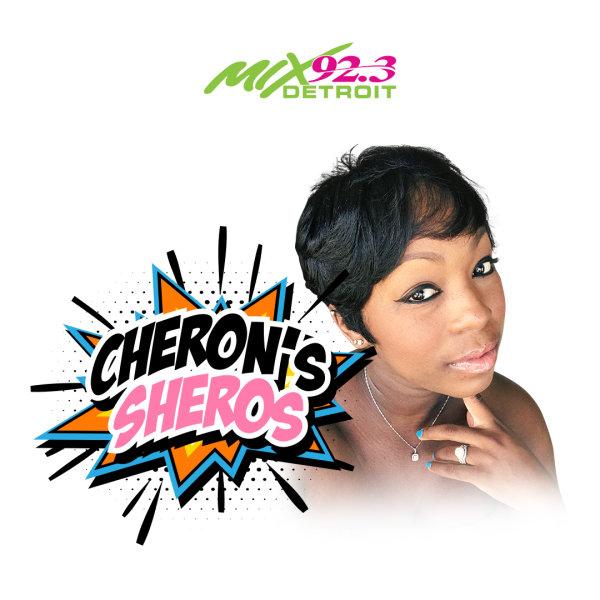 image for Cheron's SHEros!