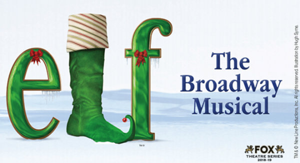 None - Win tickets to see ELF The Musical!