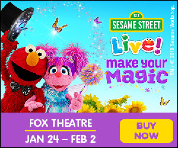 None - Win a Family 4 Pack of tickets to see Sesame Street Live!
