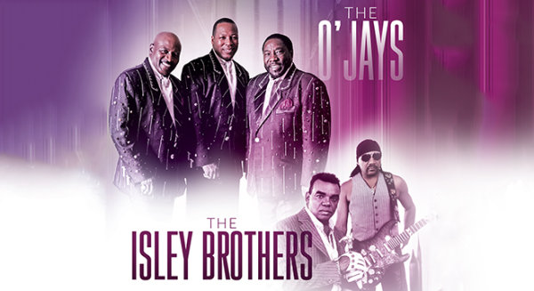 None -  O'Jays & Isley Brothers