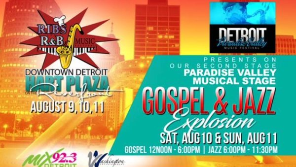 None - Win tickets to Who's Gospel Talent