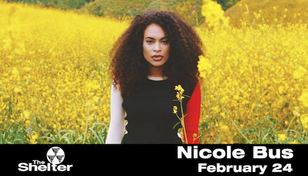 None - Win Tickets to see Nicole Bus!