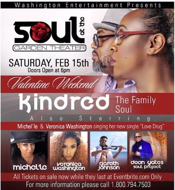 None - Win Tickets to Kindred Family Soul