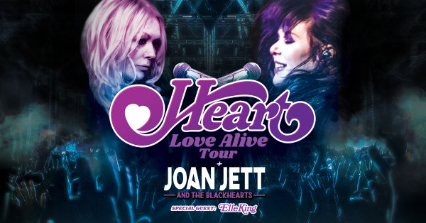 None - Heart with Joan Jett and the Blackhearts and Elle King
