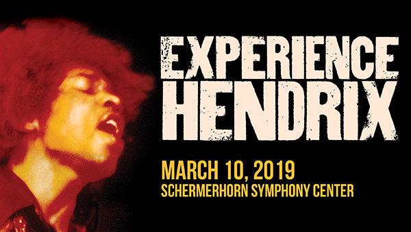 None -  Experience Hendrix