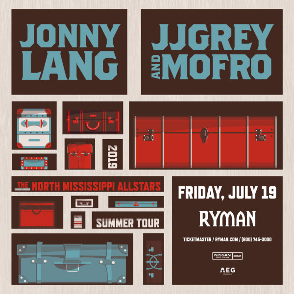 None - Jonny Lang, JJ Grey, and Mofro