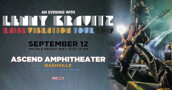 None - Lenny Kravitz