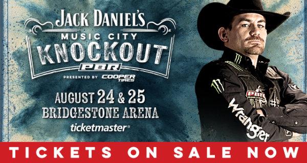 None - PBR: Jack Daniel's Music City Knockout