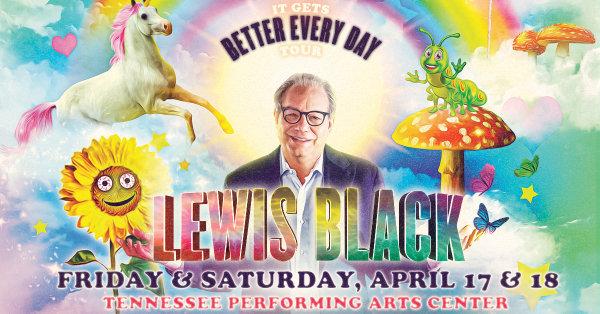 None - Lewis Black