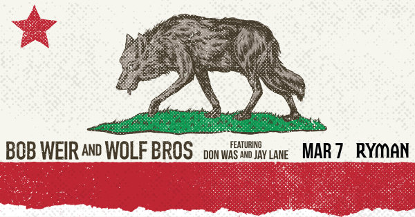None - Bob Weir and Wolf Bros