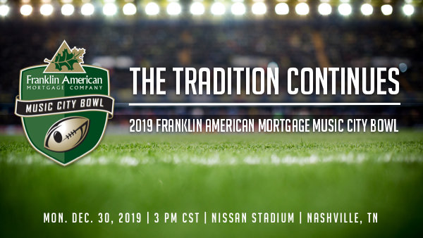 None - 22nd Annual Franklin American Mortgage Music City Bowl