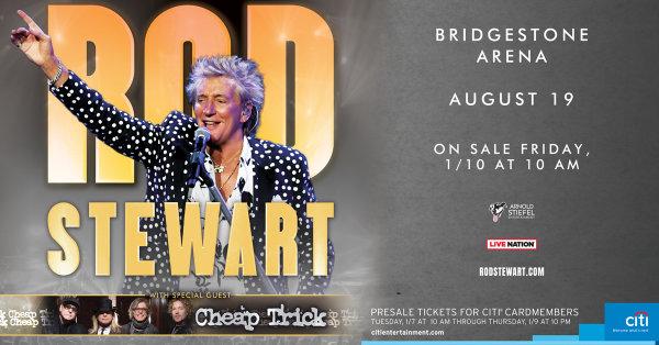 None - See Rod Stewart Live!