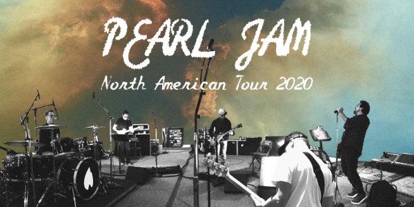 None - Pearl Jam- North American Tour 2020