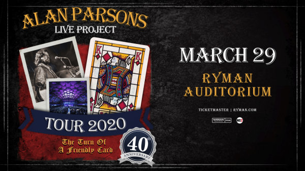 None - Alan Parsons Live Project