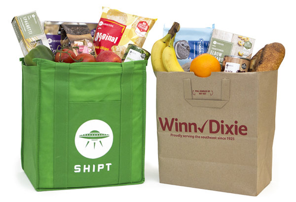None - Win a Year of Free Grocery Delivery with Shipt!