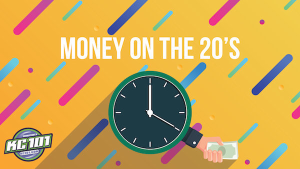 None -   Money on the :20's