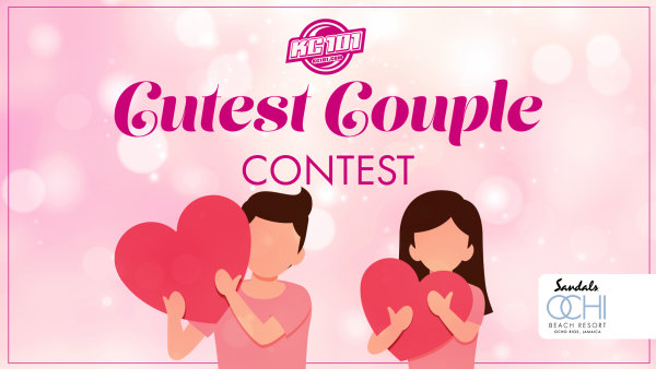 None - Win a Trip to Sandals® Resorts with KC101's Cutest Couple Contest