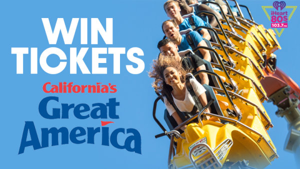 None - Win Tickets To California's Great America + Qualify To Win A 2019 Gold Season Pass!