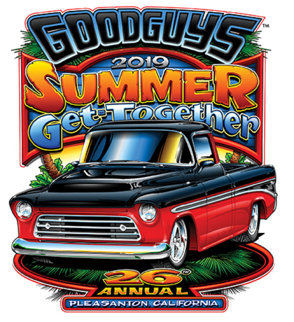 None -   Enter For A Chance To Win A Pair Of Tickets To The Goodguys 26th Summer Get-Together!
