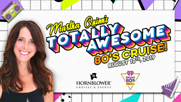 None - Martha Quinn's Totally Awesome 80's Cruise!