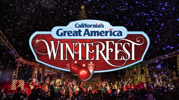 None - Win Tickets To WinterFest At California's Great America!