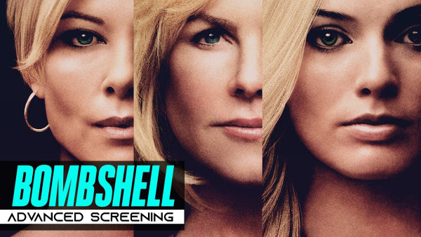 None - Get Free Passes To A Bombshell Advanced Screening!