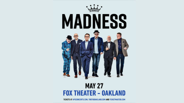 None - Enter To Win Tickets To See Madness At The Fox!