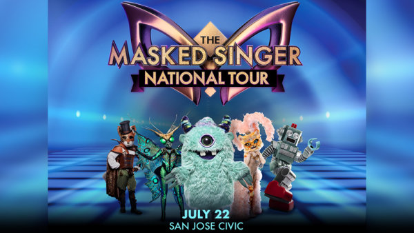 image for Enter For A Chance To Win Tickets To The Masked Singer National Tour!