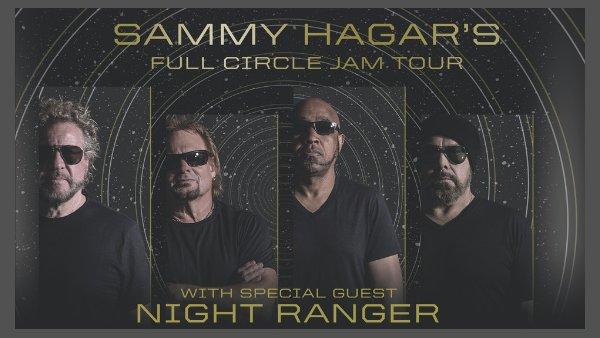 None - Sammy Hagar and the Circle Tickets
