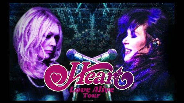 None - Heart Tickets