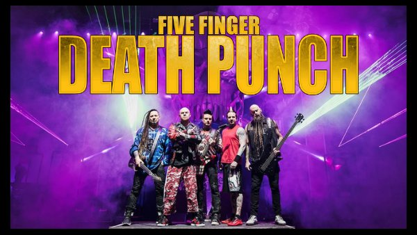 None - Five Finger Death Punch Tickets