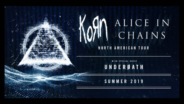 None - KORN and Alice in Chains Tickets