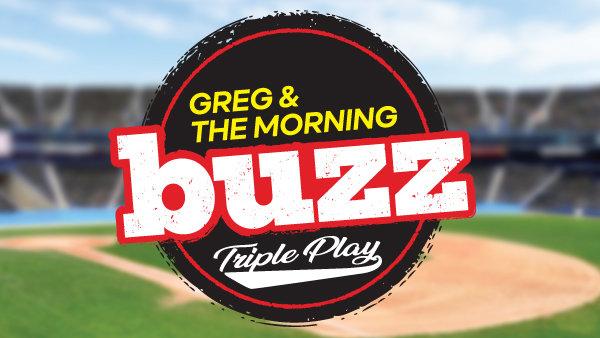 None - Morning Buzz Triple Play