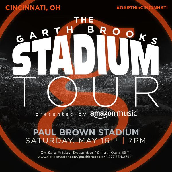 None - Garth Brooks Giveaway!