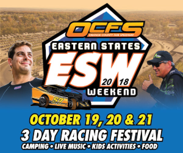 None -  Chance to Win Tickets for The Eastern States Weekend!