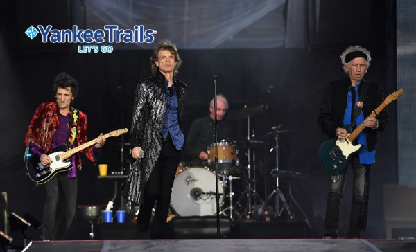 None - Join Dr. John & Yankee Trails for Rolling Stones at Gillette Stadium on 6/08!